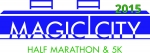 Magic City Half Marathon and 5k