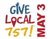 GIVE LOCAL 757