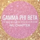 Gamma Phi Beta - Nu Chapter