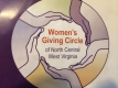 Women's Giving Circle of North Central WV