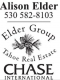 Elder Group Tahoe Real Estate, Chase International
